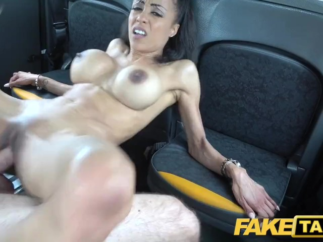 Fake Taxi Petite Ebony With Big Tits Works Drives Cock For -9312