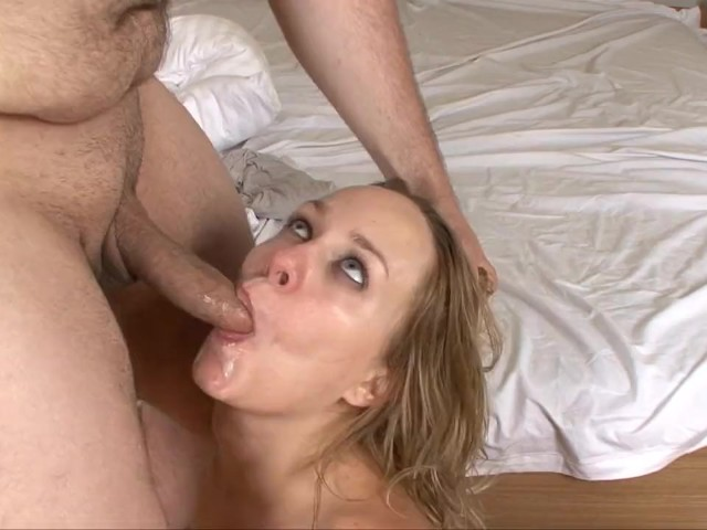 Swallow after blowjob