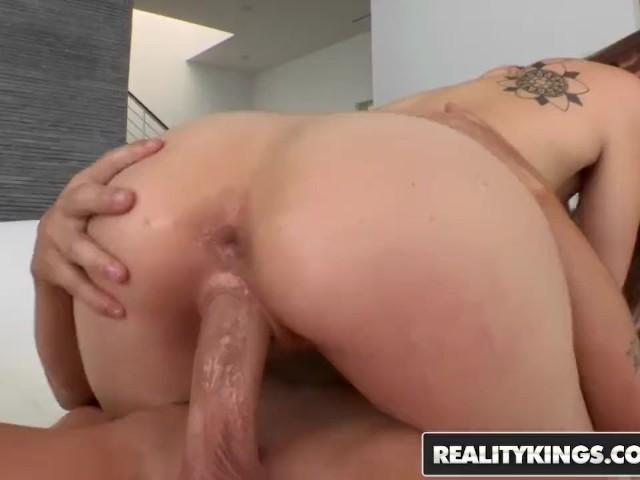 Reality Kings - Flexible Brunette Teen Jade Nile Love Huge Cock