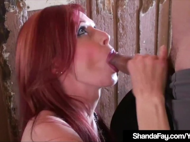 Canadian Cowgirl Shanda Fay Rides & Milks a Horny Dick!