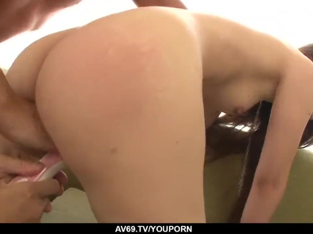 Naked Naosima Ai Leads Proper Cock Down Her Shaved Pussy - More at 69avs.Com