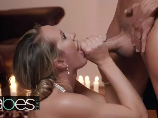 Babes - Classy Teen Brett Rossi May Be Dressed for the Ball but She Still Takes Dick on the Pool Table