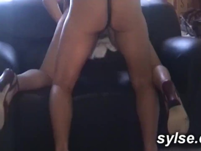 Lesbienne anal gode ceinture-4325