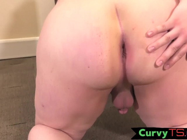 Bootylicious Curvy Trans Strokes Her Wang