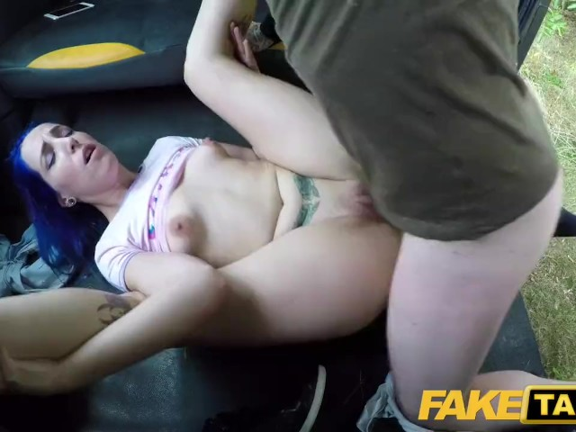 Fake Taxi Slim Minx Tight Pussy Fucked for Fare Free Taxis