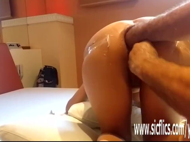 Anal Fisting and Xxl Fire Extinguisher Fucked Amateur