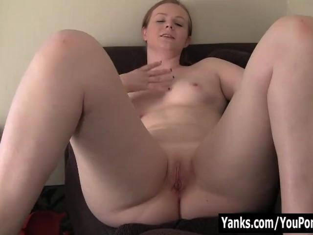 Yanks Redhead Claire's Big Cum