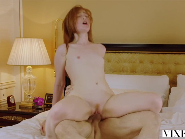 Vixen Beautiful Redhead Jia Lissa Has Something to Prove