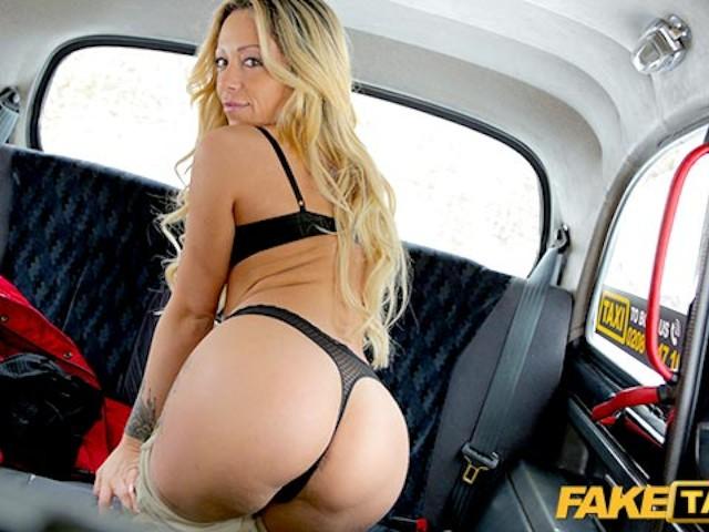 Female Fake Taxi Big Tits