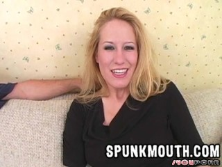 Amateur Sara Belle First Time Fucking on Film