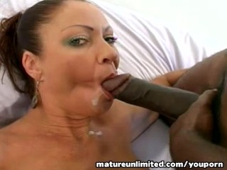 Big black one and the milf….