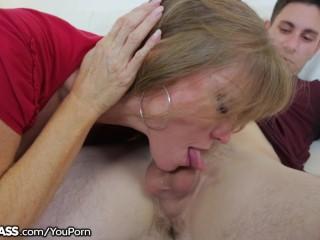 Babička mama porno video