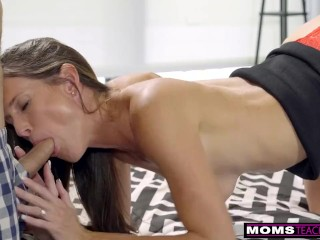 MomsTeachSex – I Fuck My Friends Mom For Practice S7:E6