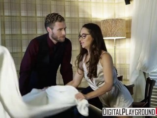 How I Fucked Your Mother  A DP XXX Parody , Cassidy Klein & Michael Vegas