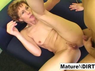 Babička porno videá