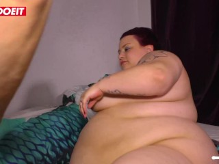 LETSDOEIT – Hardcore banging with horny BBW German housewife
