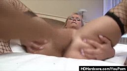 Euro Babe Fisted And...