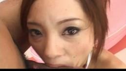 Reina Yoshii on heels...