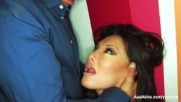 Asa Akira Anal with...