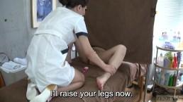 Subtitled CFNF ENF Japanese...