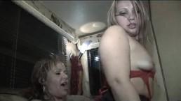 Thick Lesbians Model Shoot...