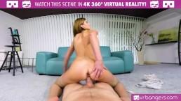 VR PORN-Hot redhead...
