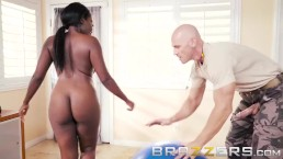Mature Ebony Gets Some...