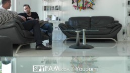 Spyfam Thanksgiving fuckfest with...