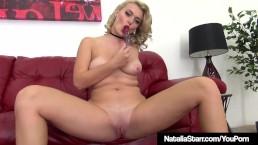 Blonde Beauty Natalia Starr...