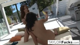 Outdoor Fun With Taylor...
