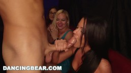 DANCING BEAR - CFNM Party...