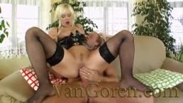 VANGOREN Super Hot blonde...