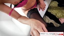 FirstClassPOV - Teen Tara Ashley...