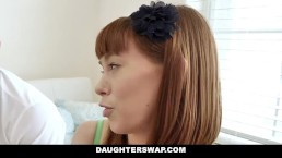DaughterSwap - Disciplining a Slutty...