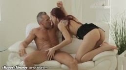 SweetSinner Daddy Fucks Teen...