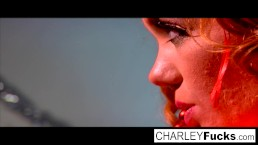 Charley Chase and her...