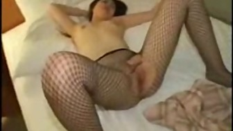 Asian Girl gets fucked in a hotelroom!! (part 3)