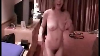MY EX DANCING NUDE FOR ME