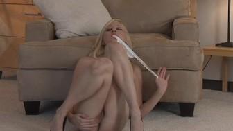 Stunning Blonde Babe Brea Bennett