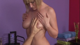Cute Masseuse Gives Extra Service - Pt 1/3