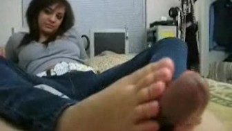 Foot Fun I (Footjob & Foot Fetish Compilation)