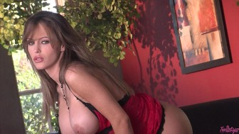 Busty Jenna Presley Goes To Town