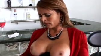 Monique Fuentes getting the Milf Hunter treatment