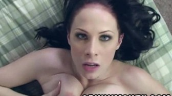 Gianna Michaels Works Her Big Tits for a Facial