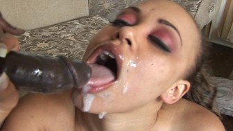 Horny black girl wants to be fucked in the ass Pt.3/3