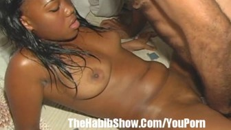19-year old Dominican Beauty Queen Fucked