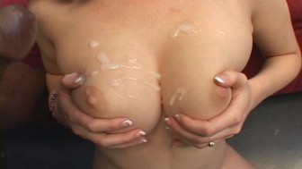 Horny redhead stops by to give head and receive cum pt 3/3