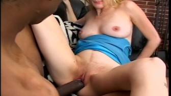 Daddy Longcock makes two gals happy