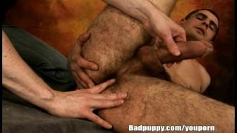 Badpuppy Hairy Euro Szakraj Sergej