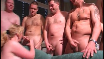 All ages welcome at the gang bang part 6